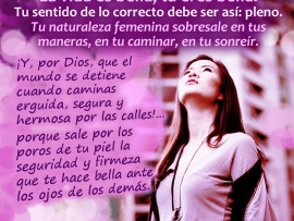 Eres Chica, Eres Hermosa - Posts Facebook