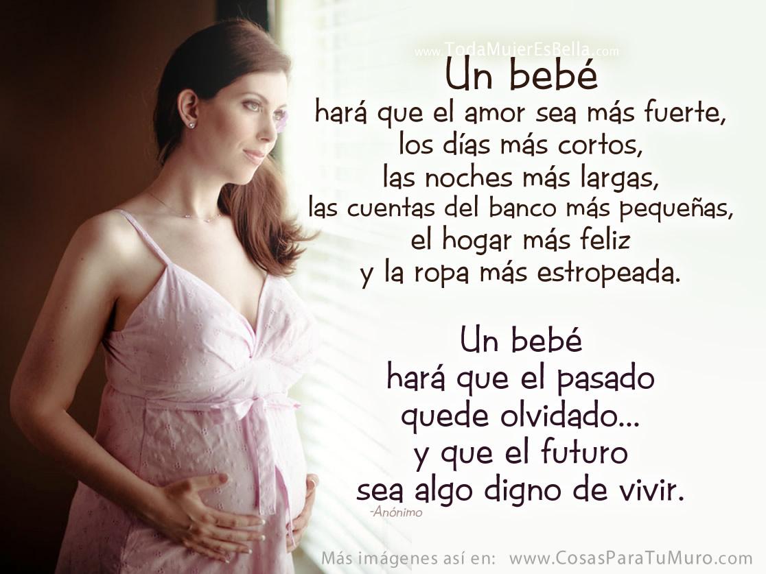 Frases De Amor Para Madre Primeriza Imagui
