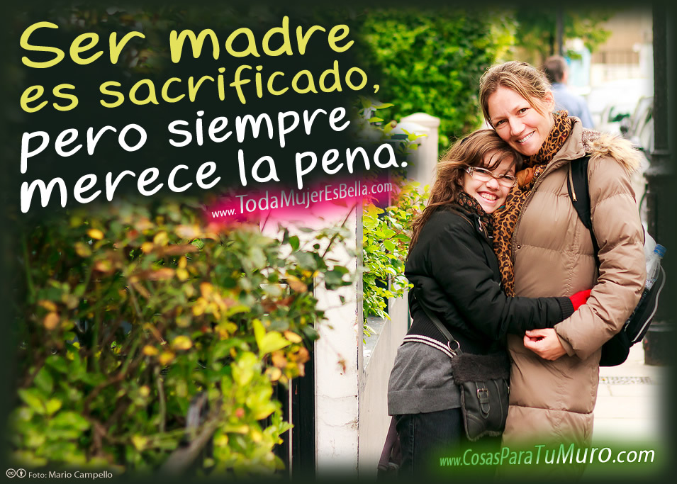 Ser De Una Madre
